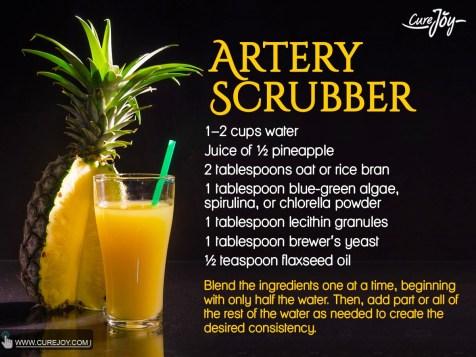 Artery-Scrubber