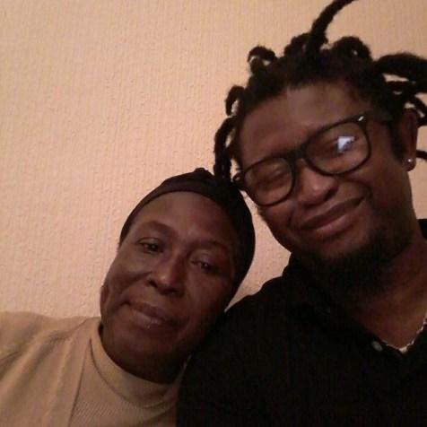 With Mum