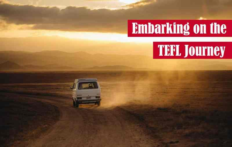 Embarking on the TEFL Journey Feature Image