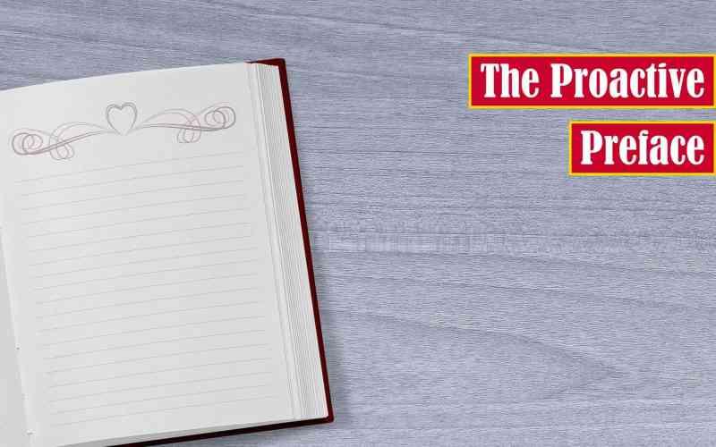 The Proactive Preface Premium Featured Image
