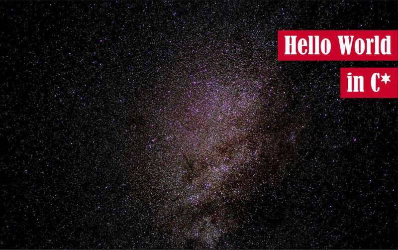 Hello World in C-Star Feature Image