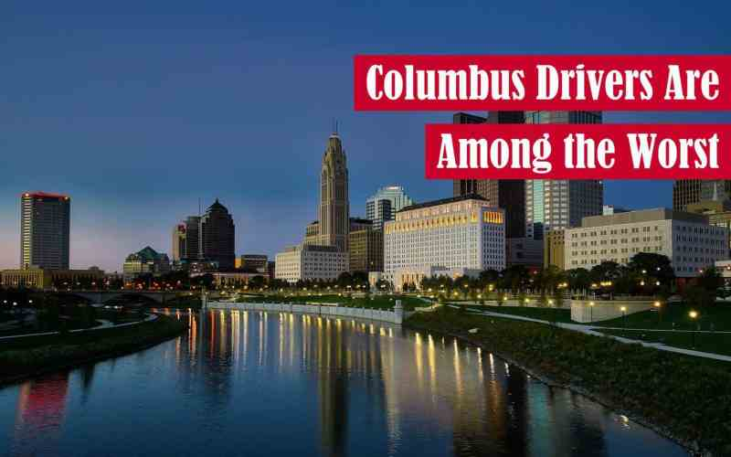 Columbus Drivers Are Among the Worst Featured Image