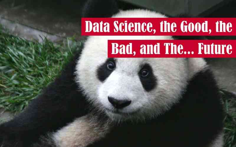 Data Science, the Good, the Bad, and the… Future Featured Image