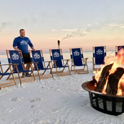 Beach Chairs And Umbrella Maccabee Costco 30a Chair Rental Packages Bring To