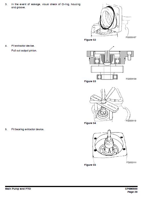 Doosan DX235LCR Excavator Service Manual