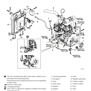 Repair and Service Manuals for Takeuchi