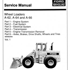 Ford Ls25 Service Manual Pdf / New Holland Ls25 Ls35 Ls45