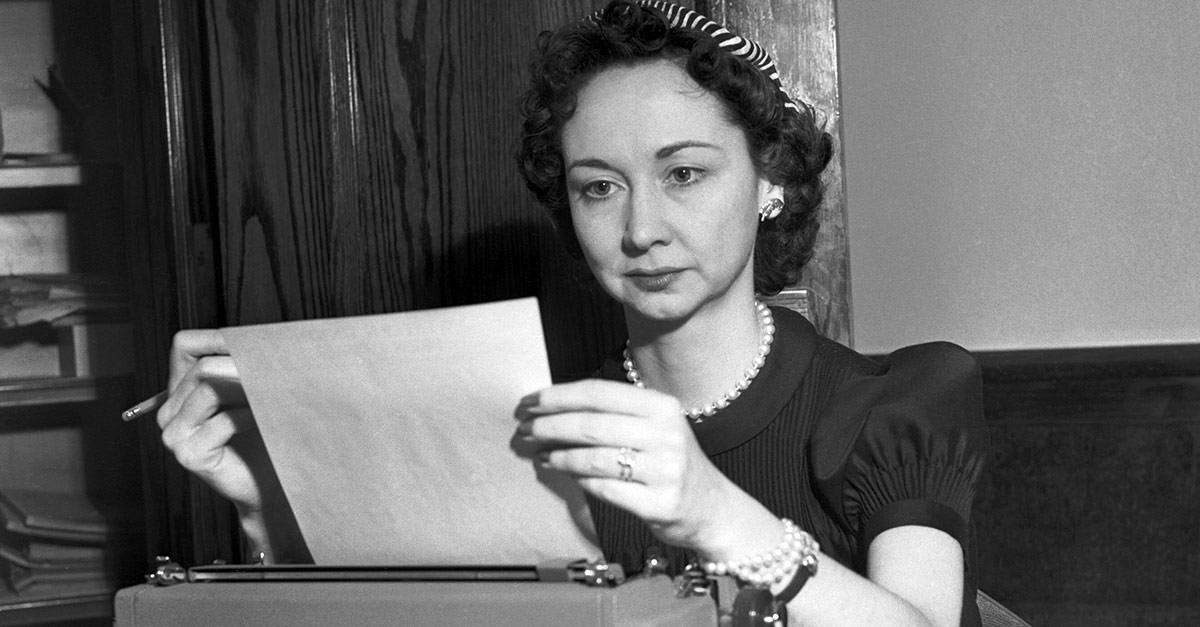 The Reporter Who Knew Too Much  Dorothy Kilgallen