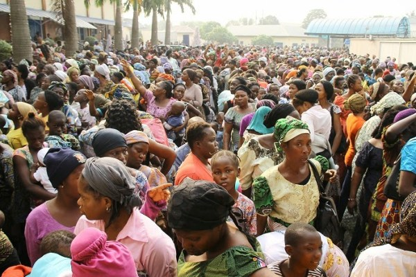 Image result for rivers communities protest military land grabbing