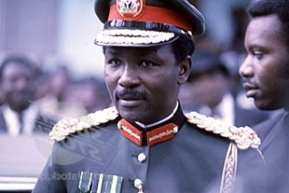Yakubu Gowon (as a Military Head of State)