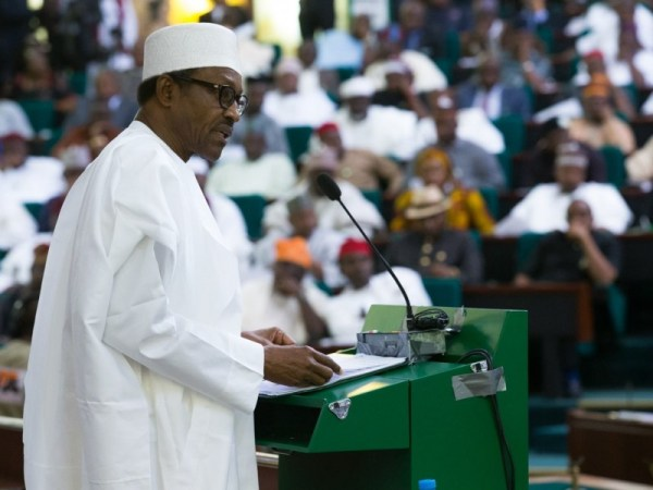 Buhari's-democracy-day-speech