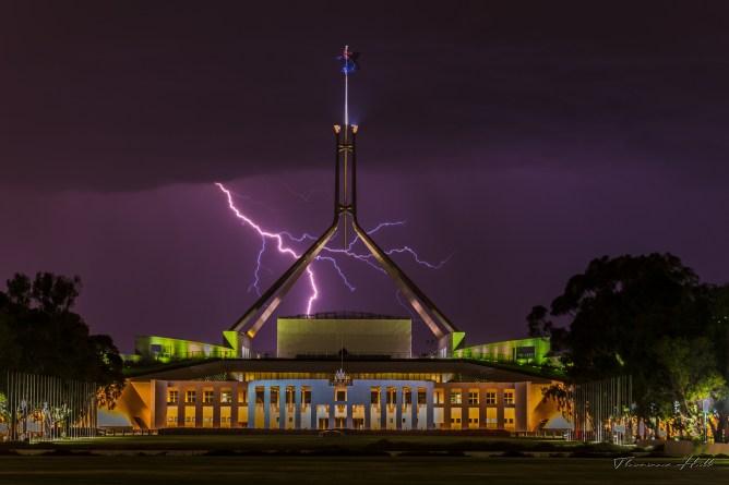 Parliament House, Canberra