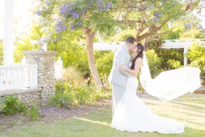 Springtime Garden Wedding
