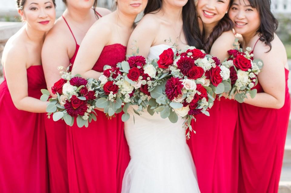 Fall Wedding Flower Inspiration