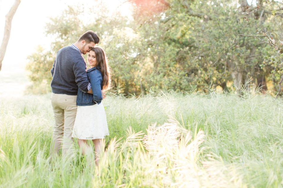 Spring Engagement Session in Southern California