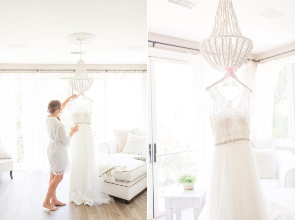 Coto De Caza Orange County California Wedding. Blush wedding inspiration at Coto Valley County Club