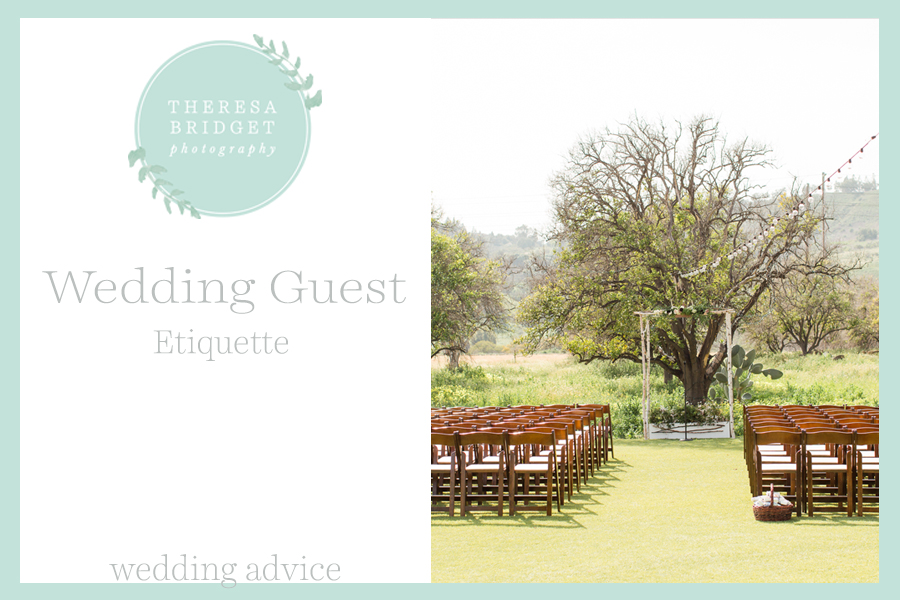 Colorado wedding photographer wedding guest etiquette. How to act as a guest at a wedding.