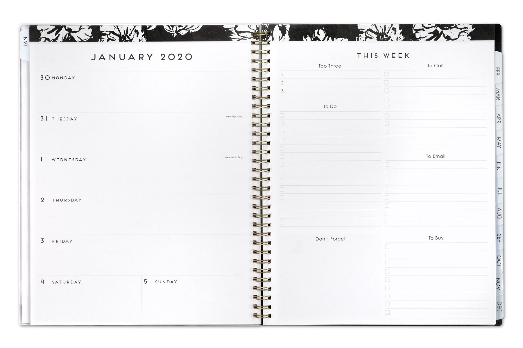 The-Bacara-Weekly-Planner