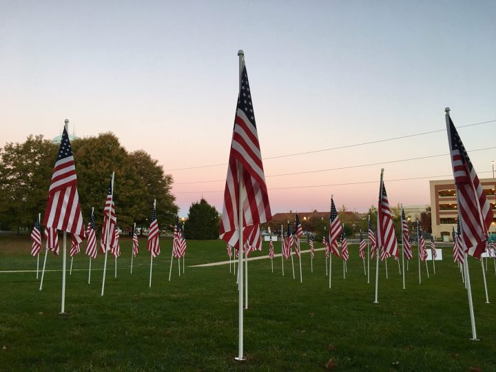 may flags