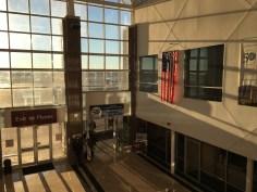 airport sun