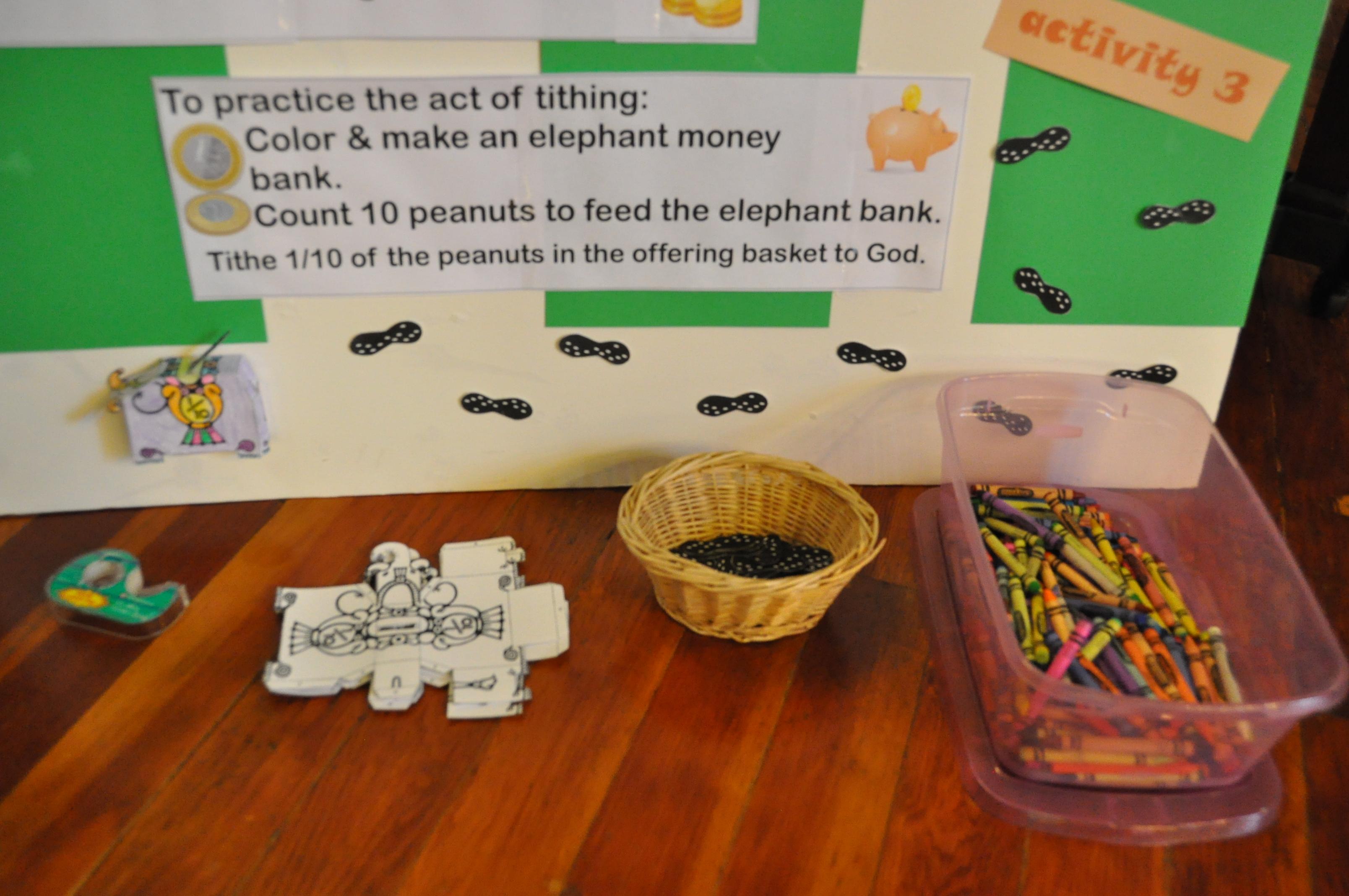 Interactive Ideas For Stewardship