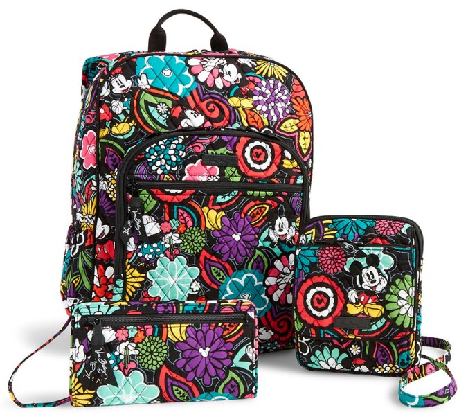 New Vera Bradley Disney-themed bags coming Summer 2016  337af3a2b3eab