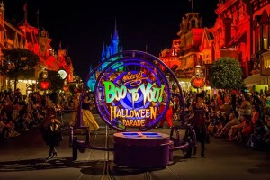 Halloween Boo-to-You Disney World
