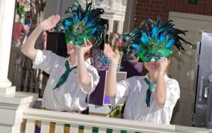 riverboat parade
