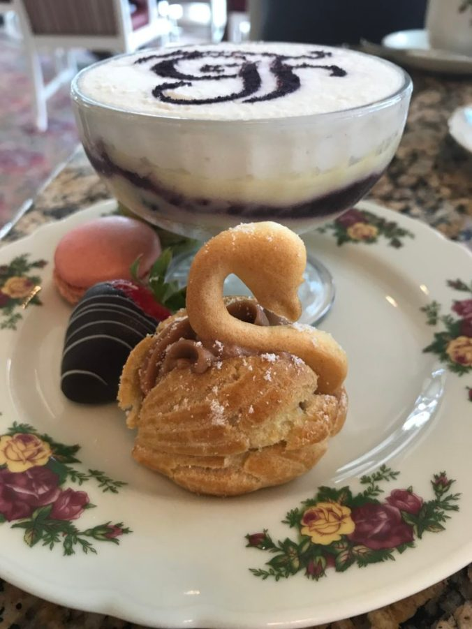 Review Afternoon Tea At The Grand Floridian There 39 S A Girl In The Castle