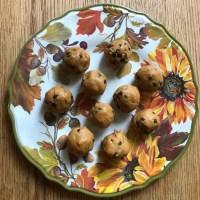 The best No bake gluten-free cookie dough bites (Vegan, healthy, gluten-free, dairy-free)