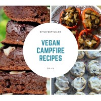32 of the best vegan & gluten-free campfire recipes {GF, V, DF, Healthy}