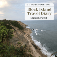 Block Island Vacation Travel & Picture Diary: September 2021