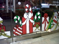 Christmas Windows! on Pinterest