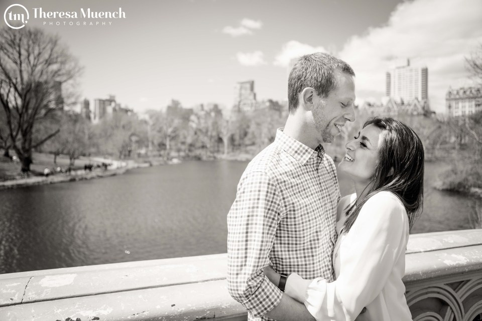 N&T NYC Central Park Engagment
