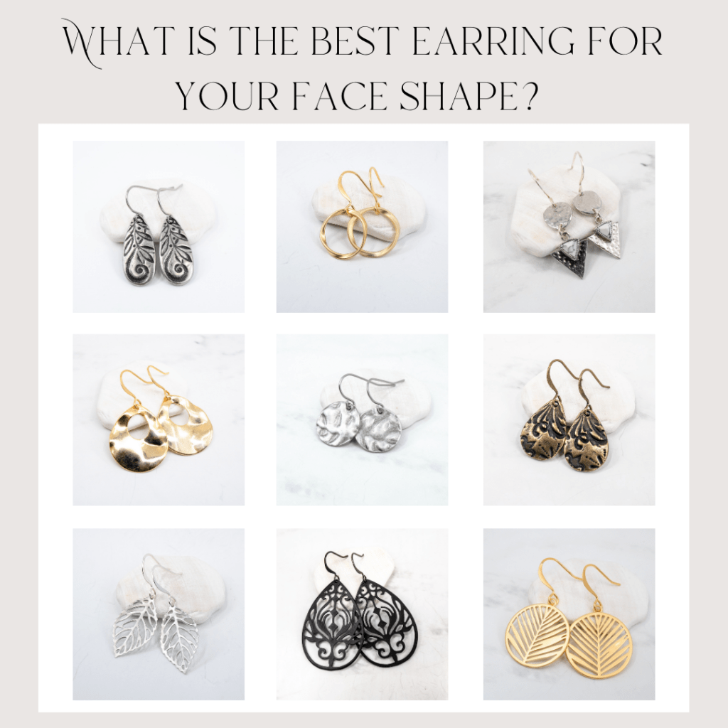 What is the best earring for your face shape