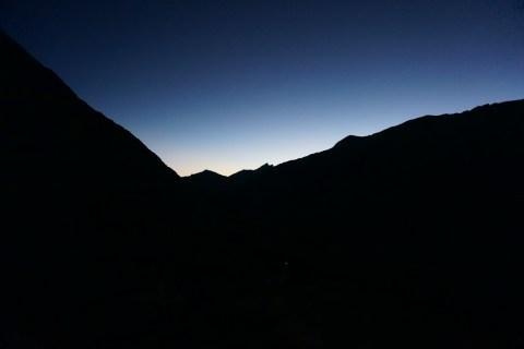 Rise before Sunrise.