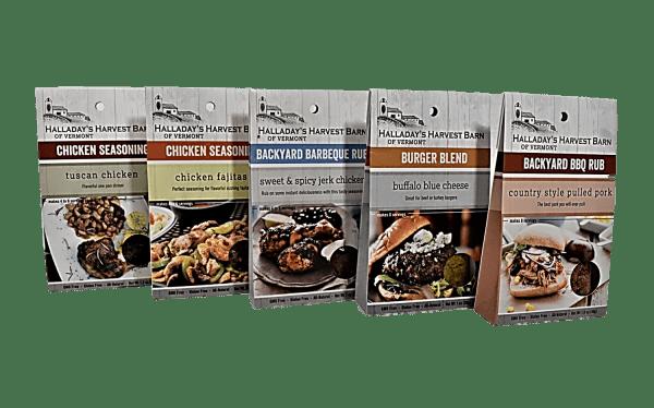 Halladay's Harvest Barn Spice Group