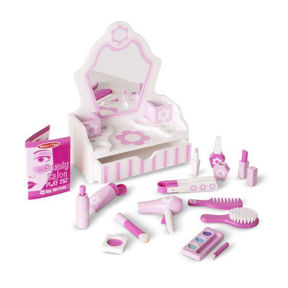 Melissa & Doug Beauty Salon Play Set