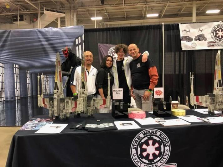 Allstate Fairfax Comic Con event
