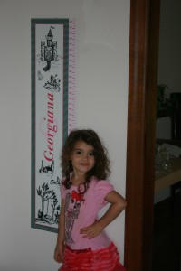 Photo of growth chart