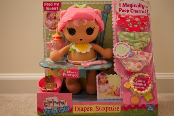 LaLaLoopsy Diaper Surprise Review