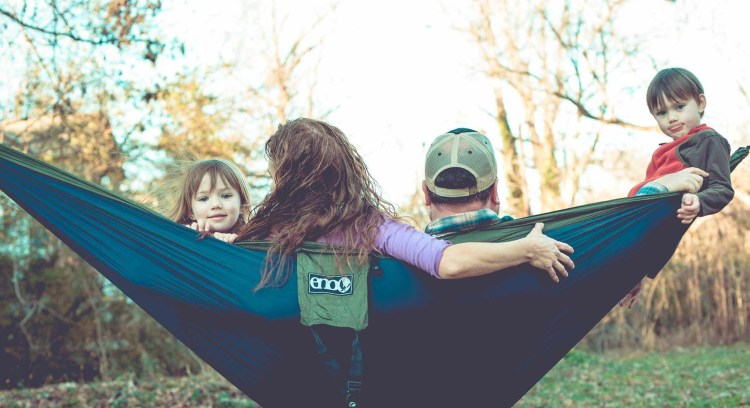 What You Need to Go Camping - Theresa's Reviews - www.theresasreviews.com - Photo from ENO Hammock