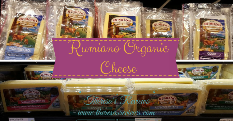Rumiano Organic Cheese Review - Theresa's Reviews - www.theresasreviews.com