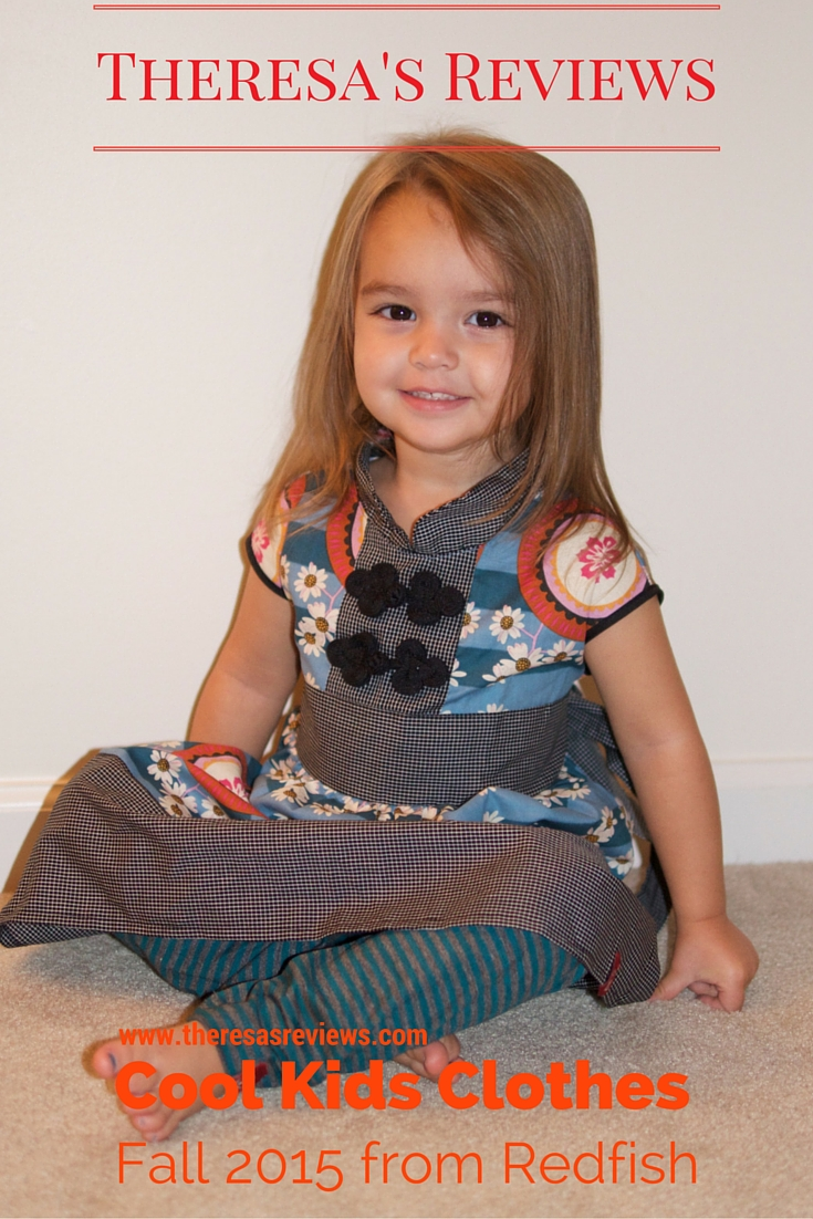 Cool Kids Clothing Fall 2015 from Redfish #courageouskids - Theresa's Reviews - www.theresasreviews.com
