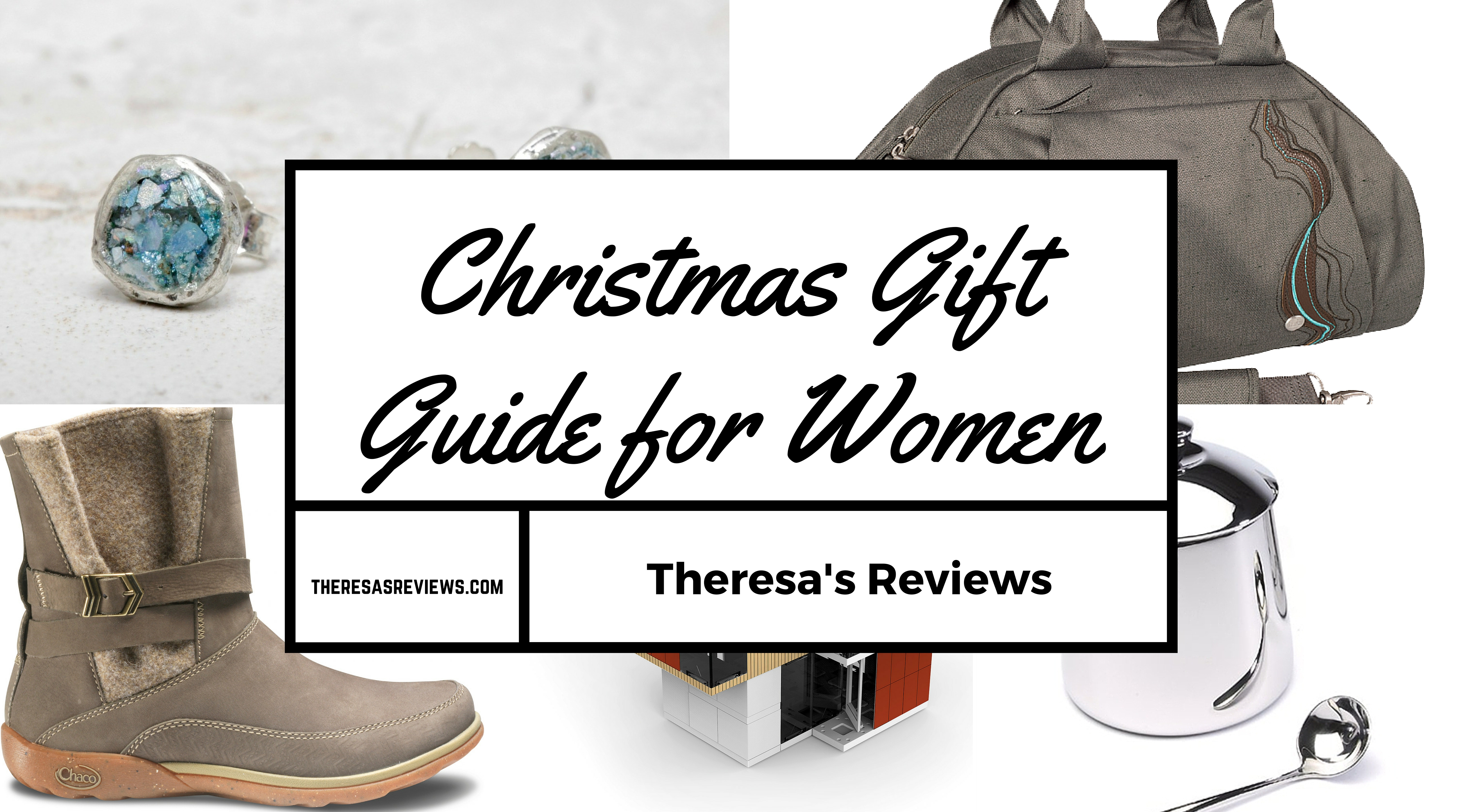 2015 Christmas Gift Guide for Women | Theresa\'s Reviews