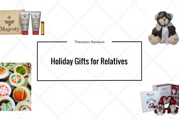 Holiday Gifts for Relatives - Theresa's Reviews - www.theresasreviews.com