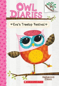 Owl Diaries: Eva's Treetop Festival - Theresa's Reviews