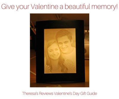 Give your Valentine a beautiful memory - Valentine's Day Gift Guide - Featuring Light Affection unique photo gifts - Theresa's Reviews - www.theresasreviews.com