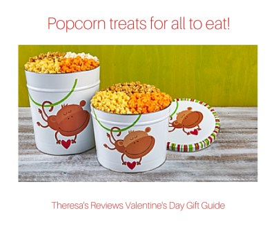 Theresa's Reviews Valentine's Day Gift Guide - Featuring Popcorn Factory - www.theresasreviews.com