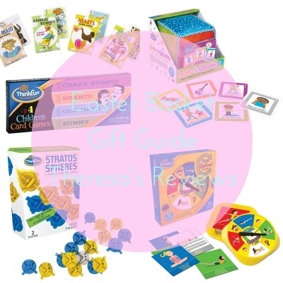 Easter gift guide - gifts for the Easter basket - Featuring @thinkfun - on Theresa's Reviews